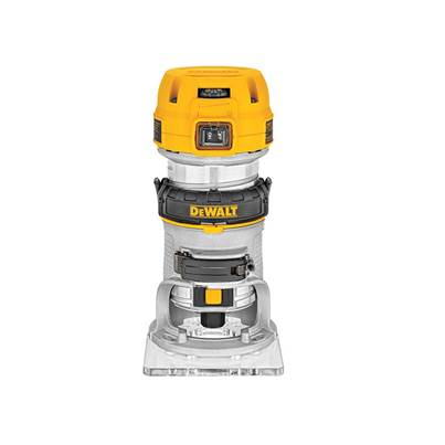 DEWALT D26200 Compact Fixed Base Router