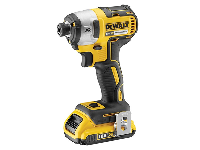DEWALT DCF887 XR Brushless 3-Speed Impact Driver
