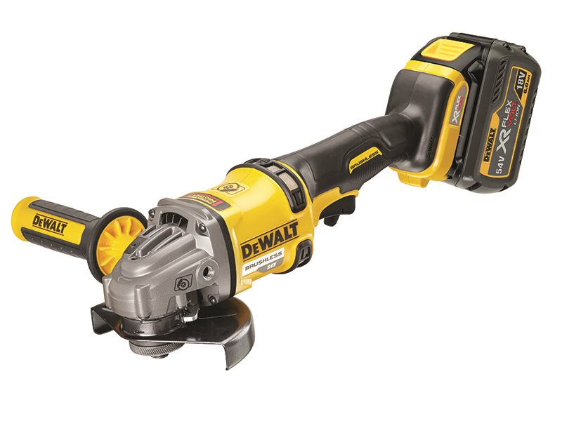 DCG414 XR FlexVolt Brushless Grinder