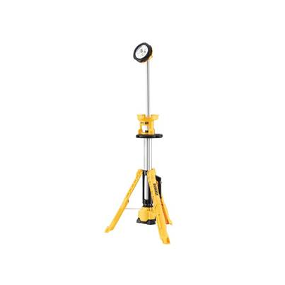 DEWALT DCL079 XR LED Tripod Light 18V Bare Unit