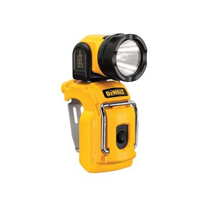 DEWALT DCL 510N Compact LED Flashlight 10.8V Bare Unit