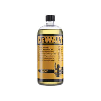 DEWALT DT20662 Chainsaw Oil 1 litre