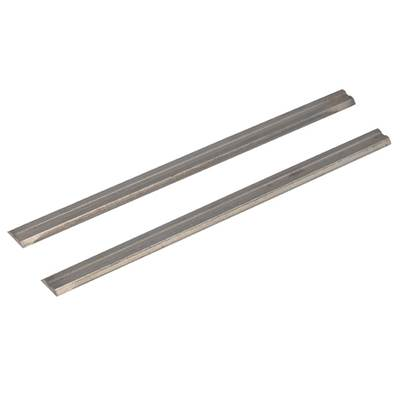 DEWALT DT3905 HSS Reversible Planer Blades (Pack of 2) 82mm