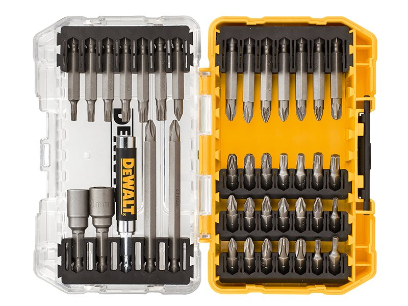 DT70702 Screwdriving Set, 40 Piece