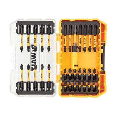 DEWALT DT70737T FLEXTORQ™ Screwdriving Set, 31 Piece