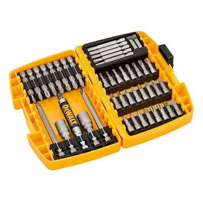 DEWALT DT71702 Screwdriver Bit Set 45 Piece