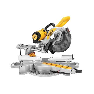 DWS727 XPS Double Bevel Slide Mitre Saw