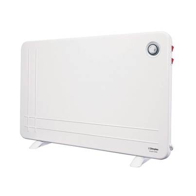 Dimplex Low Wattage Panel Heater Wall / Floor 24H Timer 800 Watt