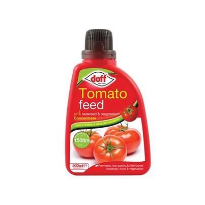 DOFF Tomato Feed Concentrates