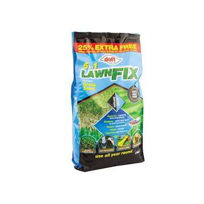 DOFF 5 In 1 Lawn Fix 2.5kg