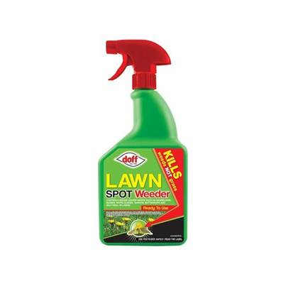 DOFF Lawn Spot Weed Killer 750ml