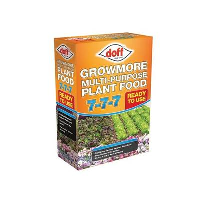 DOFF Growmore Multi-Purpose Plant Food 1.25kg