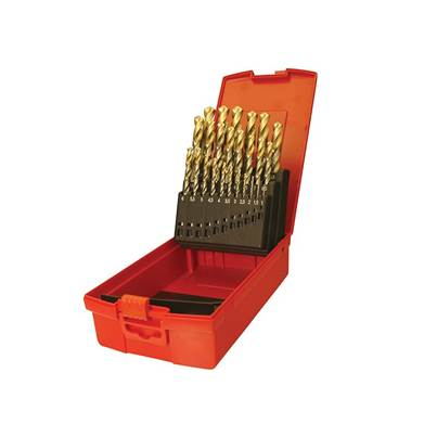 A095 HSS - TiN Coated Jobber Drills, Metric