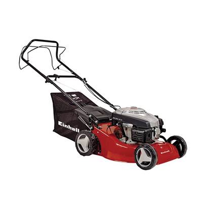 Einhell GC-PM 46/3 S Self Propelled Lawnmower 46cm Petrol 135cc 4 Stroke