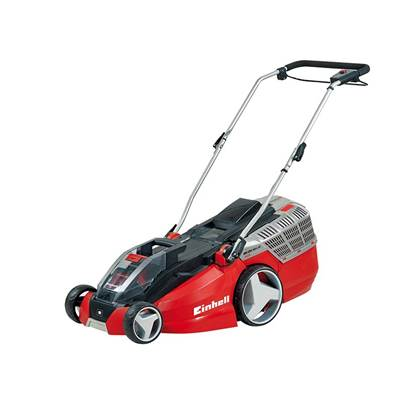 Einhell GE-CM 43LI Power X-Change Cordless Lawnmower 43cm 36V 2 x 18V 4.0Ah Li-Ion