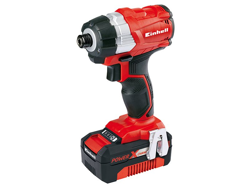 TE-CI 18 LI BL Power X-Change Impact Driver