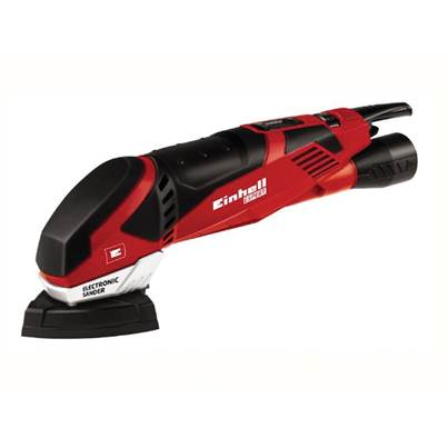 Einhell TE-DS20E Delta Sander Soft Start 200 Watt 240 Volt