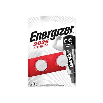 Energizer® CR2025 Coin Lithium Battery