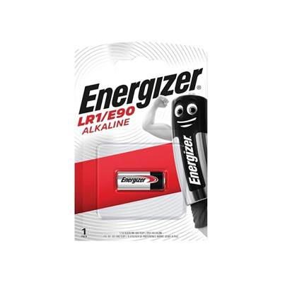 Energizer LR1 Electronic Battery Single