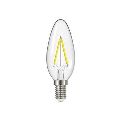 Energizer® LED Candle Filament Dimmable Bulb