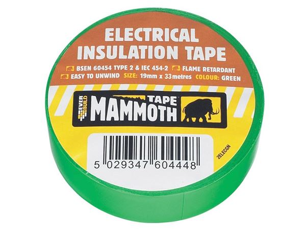 Everbuild Electrical Insulation Tapes