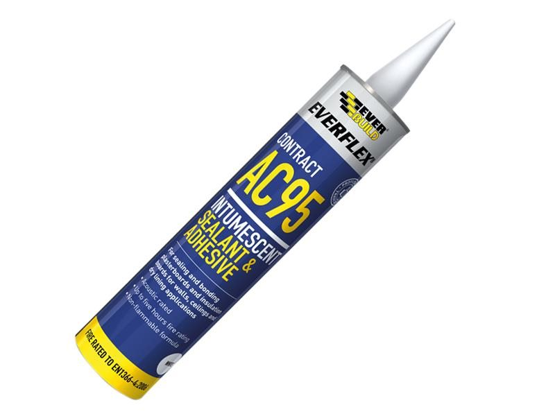Intumescent Acoustic Sealant 900ml AC95