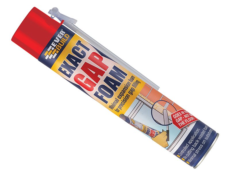 Everbuild Exact Gap Foam Filler
