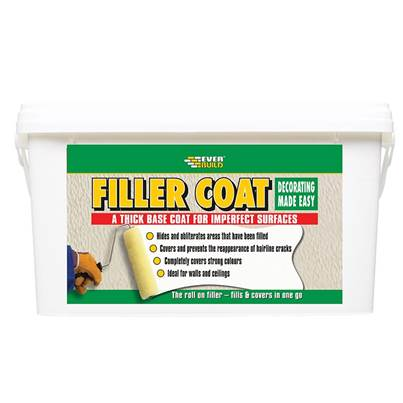Everbuild Filler Coat 5 Litre
