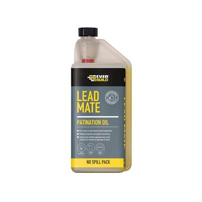 Everbuild Lead Mate Patination Oil