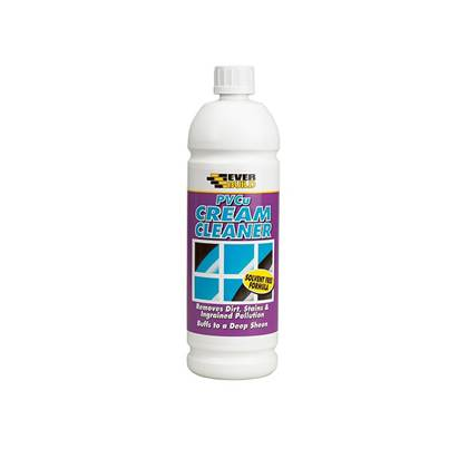 Everbuild PVCu Cream Cleaner 1L