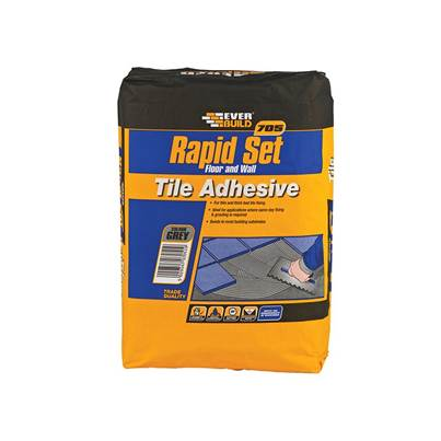 Everbuild 705 Rapid Set Tile Mortar