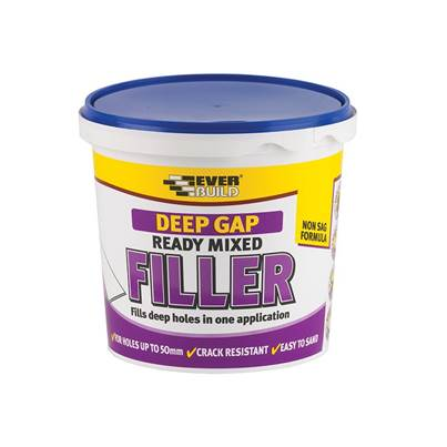Everbuild Deep Gap Filler 1 Litre