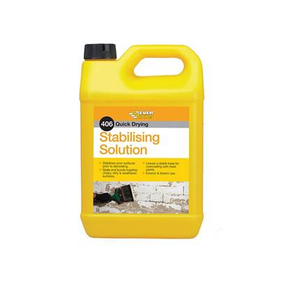 Everbuild Stabilising Solution 5 Litre