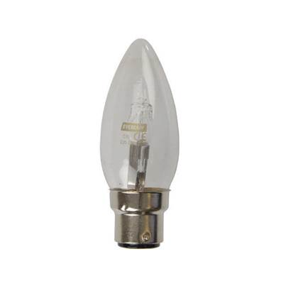 Energizer Lighting Candle ECO Halogen Bulb