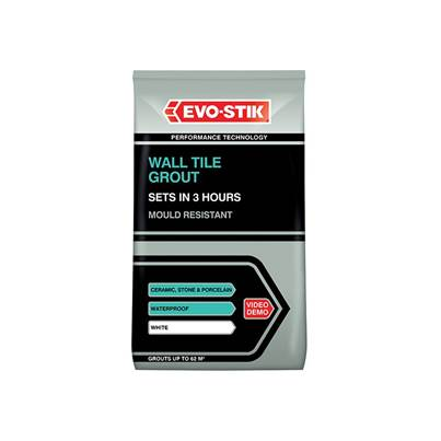 Evo-Stik Tile A Wall Fast Set Grout