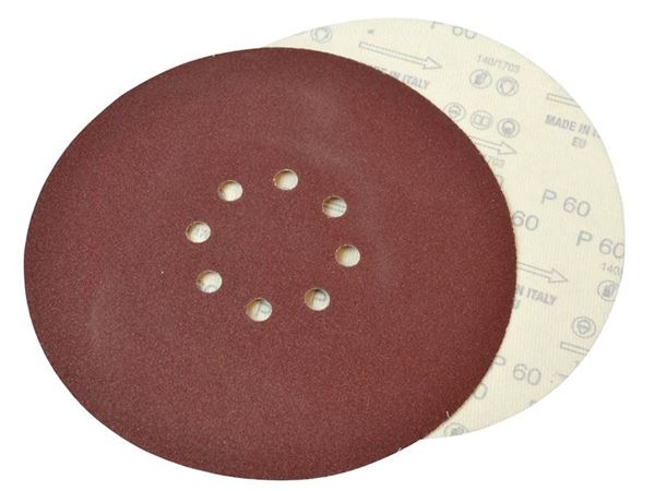 Faithfull Dry Wall Sanding Discs for Vitrex Machines 225mm Assorted (Pack 10)