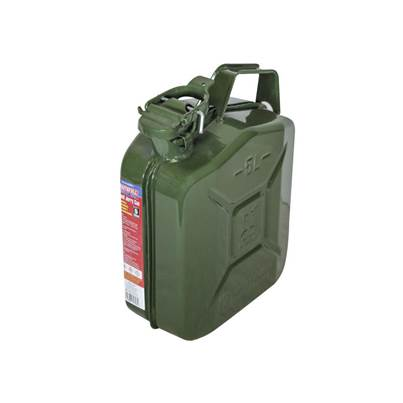Faithfull Metal Jerry Cans