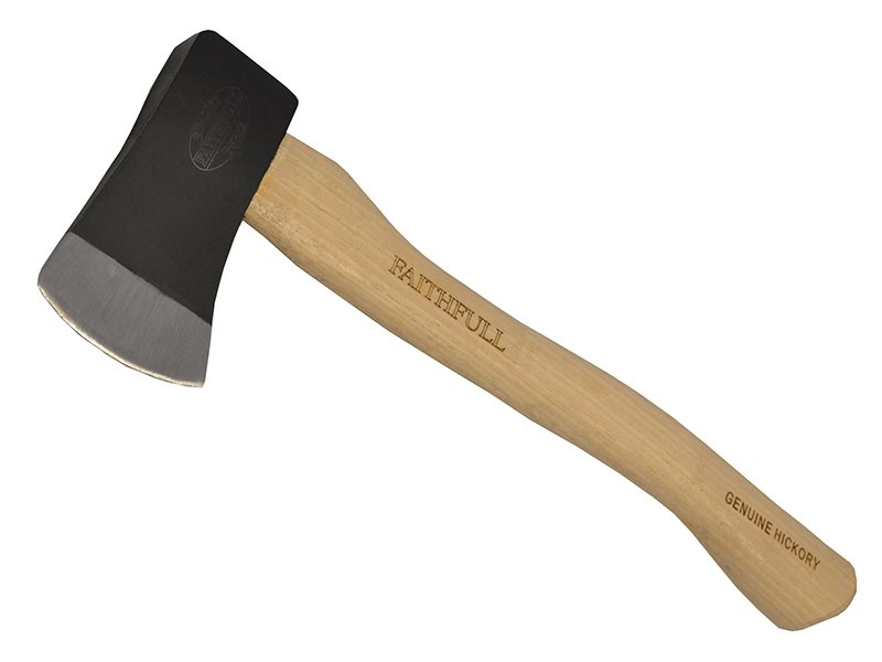 Faithfull Hatchet Hickory Shaft 567g (1.1/4 lb)