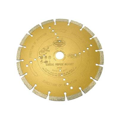 Faithfull Diamond Blades Gold Series Universal Cut