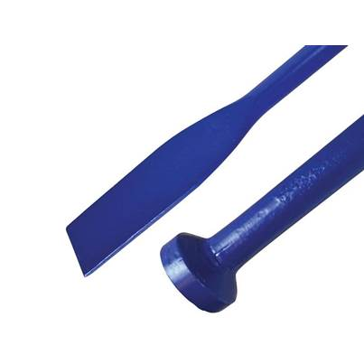 Faithfull Post Hole Digging Bar With Chisel End 7.7kg 1.75m