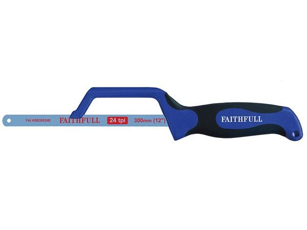 Faithfull Mini Saw With Blade