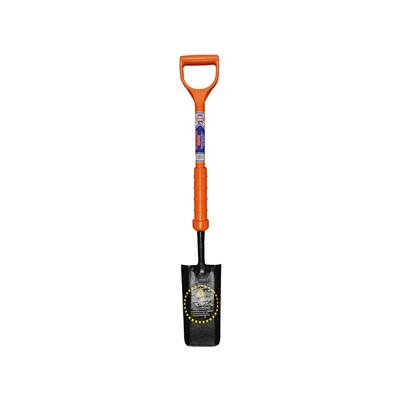 Faithfull Cable Laying Shovel Fibreglass Insulated Shaft YD