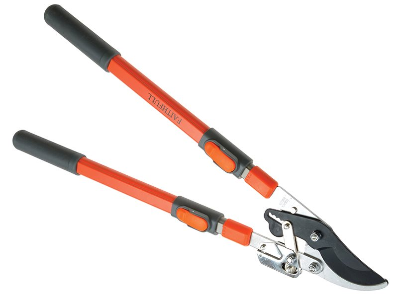 Samurai Ratchet Telescopic Bypass Loppers