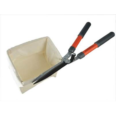 Faithfull Samurai Hedge & Grass Shears With Bag
