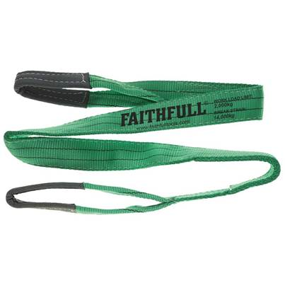 Faithfull Lifting Slings