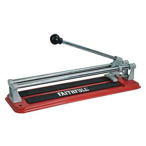 view Tile Cutters - Flat Bed products