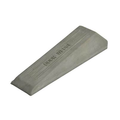 Forge Door Wedge - Rubber Grey