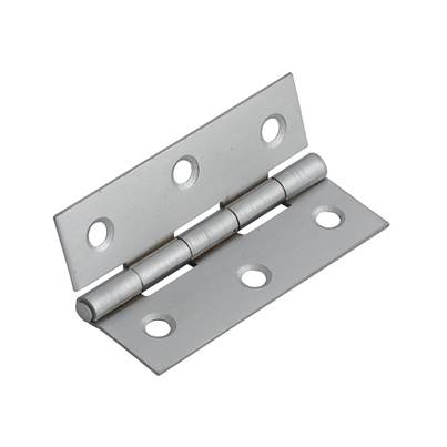 Forge Butt Hinges, Satin Chrome