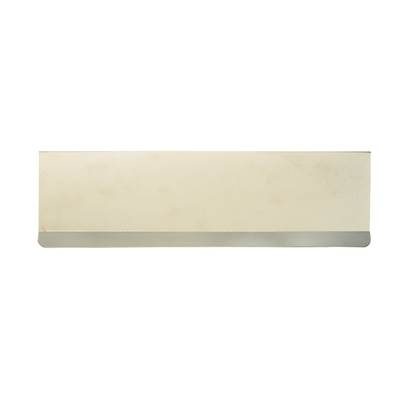 Forge Internal Letter Flap - Chrome Finish 280mm
