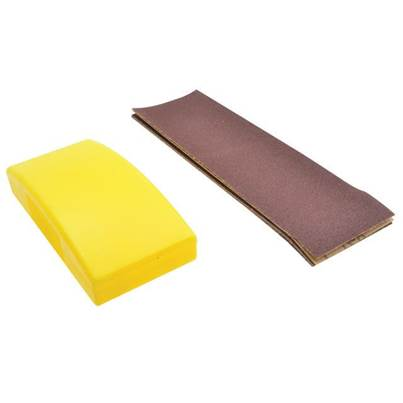 Flexovit Lightweight Sanding Block Kit 70 x 230mm (5)